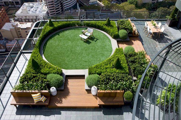 Rooftop Garden Ideas 121