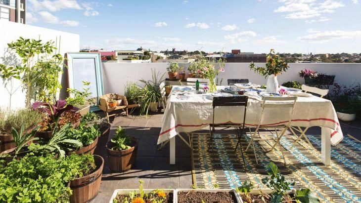 Rooftop Garden Ideas 128