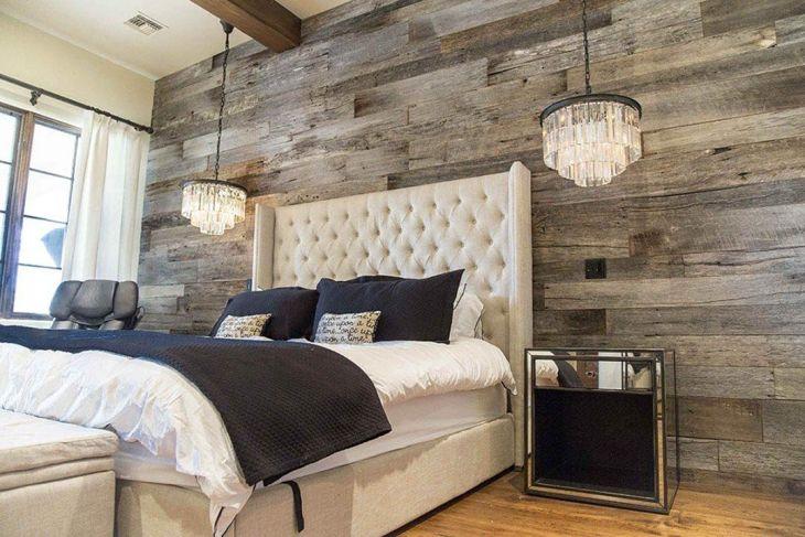Rustic Bedroom Wall Ideas 270