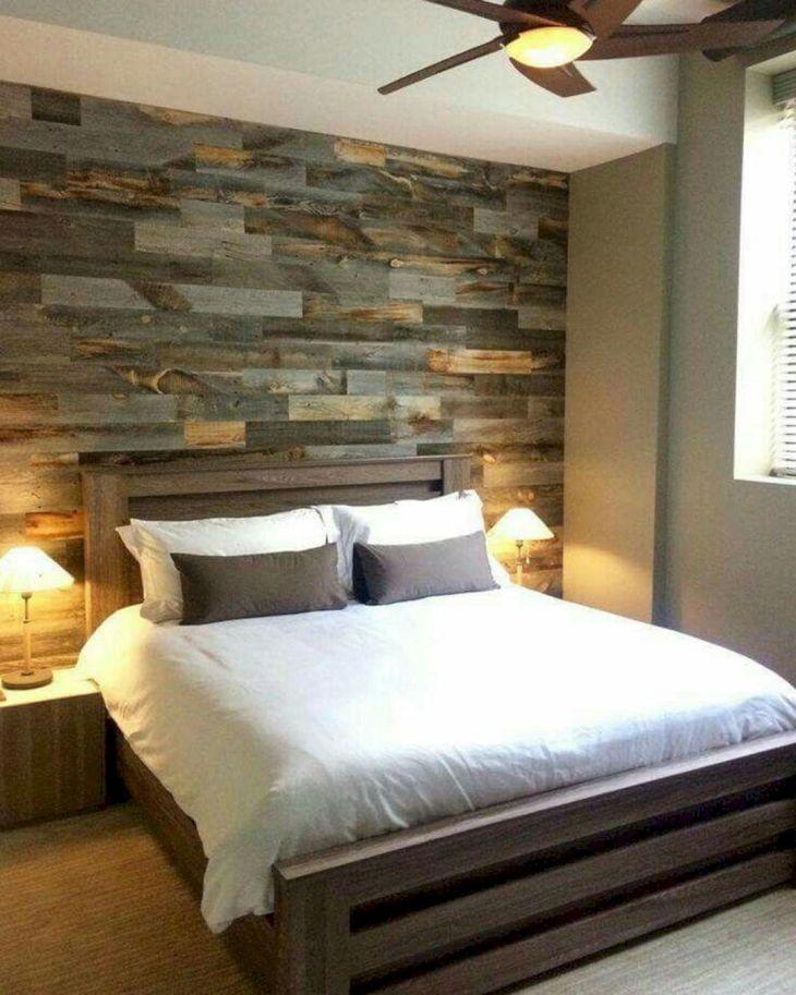 Rustic Bedroom Wall Ideas 280