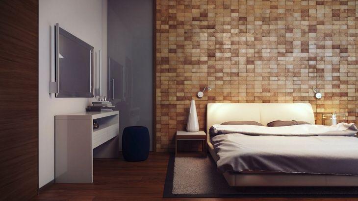Rustic Bedroom Wall Ideas 60