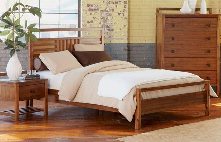 Scandinavian Beds Style Design 121