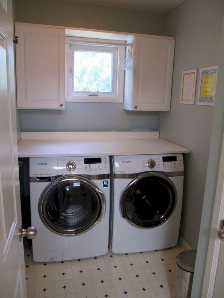 Small Laundry Room Hacks 1
