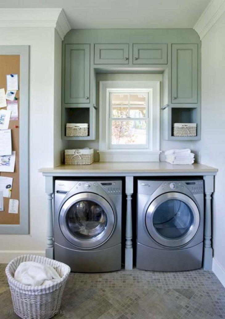 Small Laundry Room Hacks 10