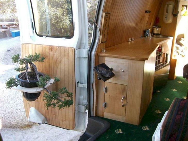 Small RV Camper Van Interiors 013