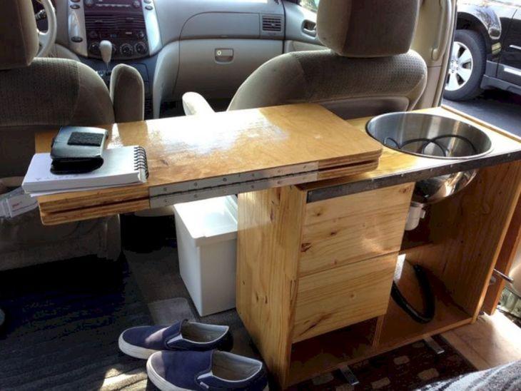 Small RV Camper Van Interiors 023