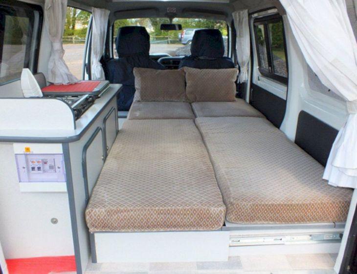 Small RV Camper Van Interiors 024