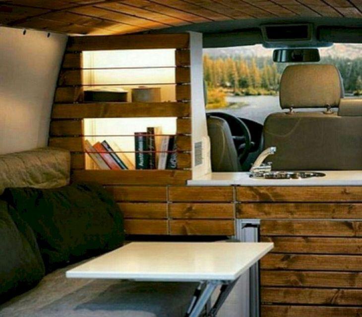 Small RV Camper Van Interiors 07