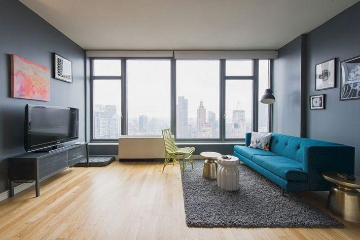 Studio Apartment Interior 32