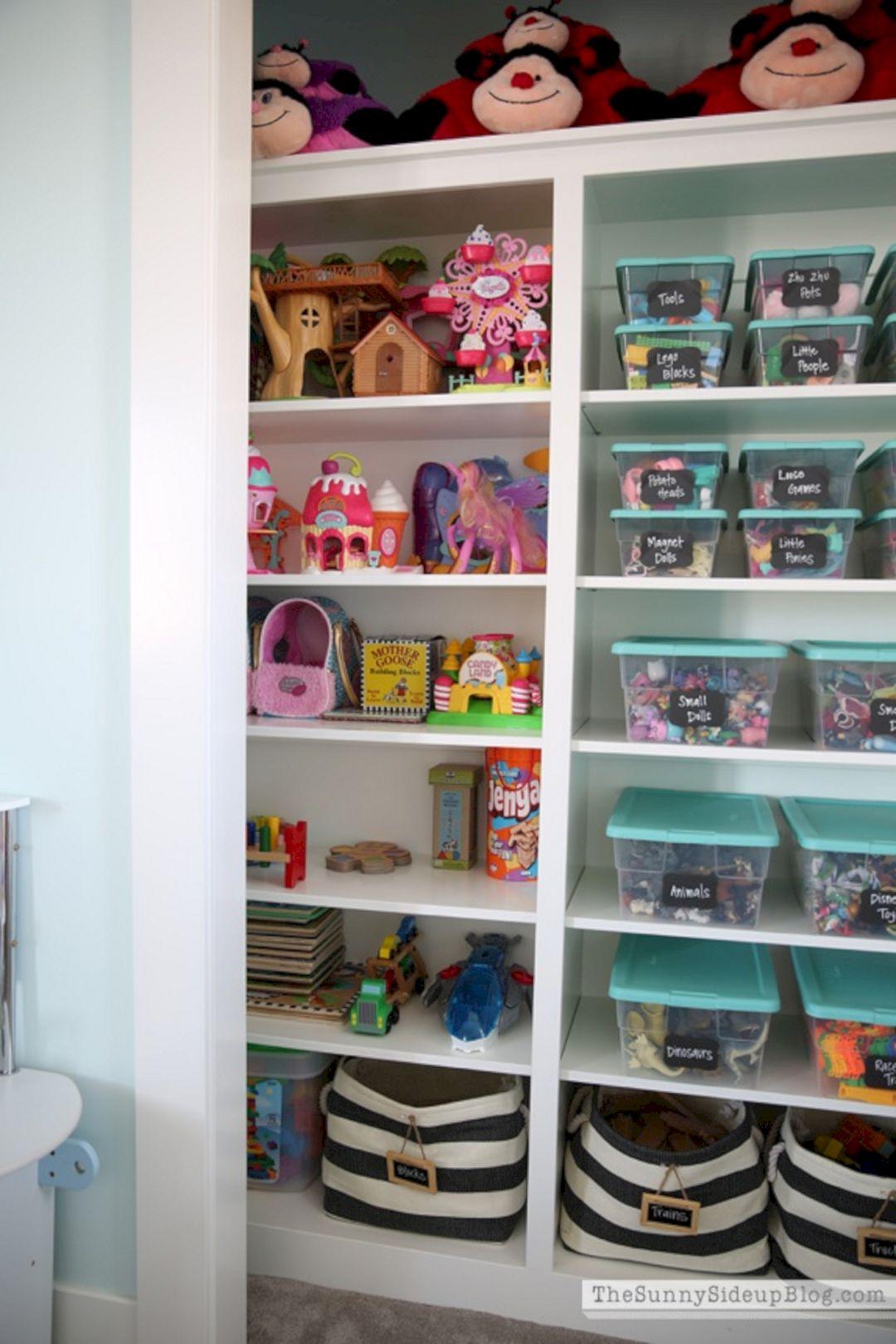Toy Storage Organization Ideas 1