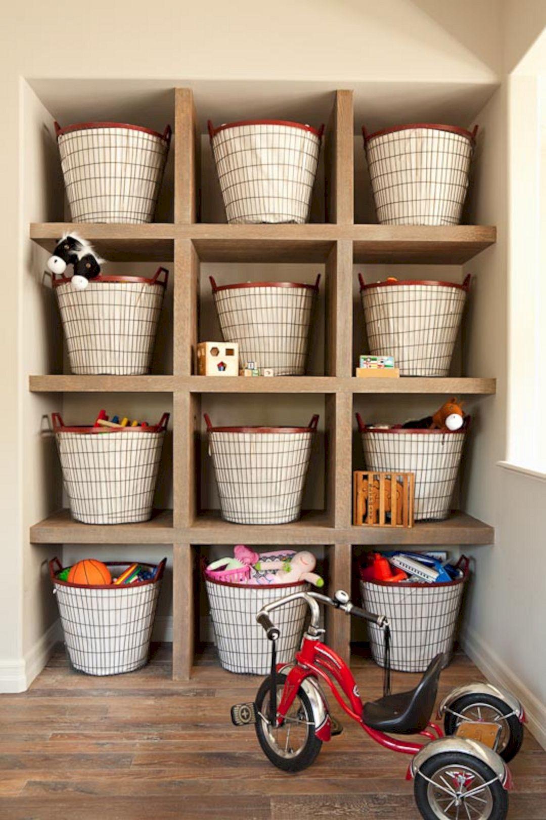 Toy Storage Organization Ideas 3