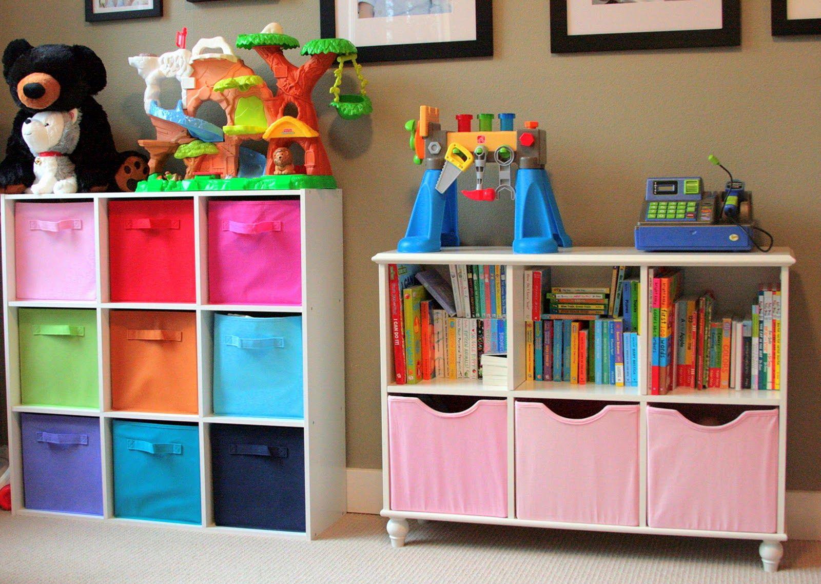 Toy Storage Organization Ideas 33