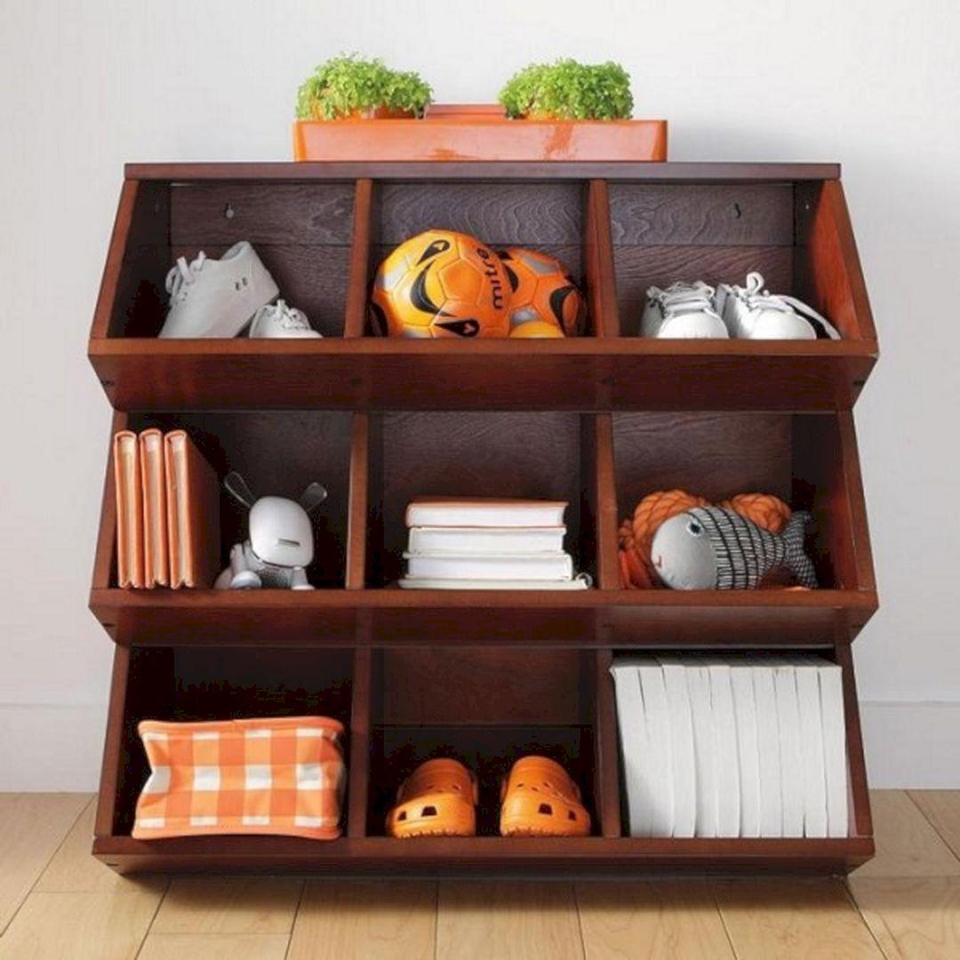 Toy Storage Organization Ideas 6