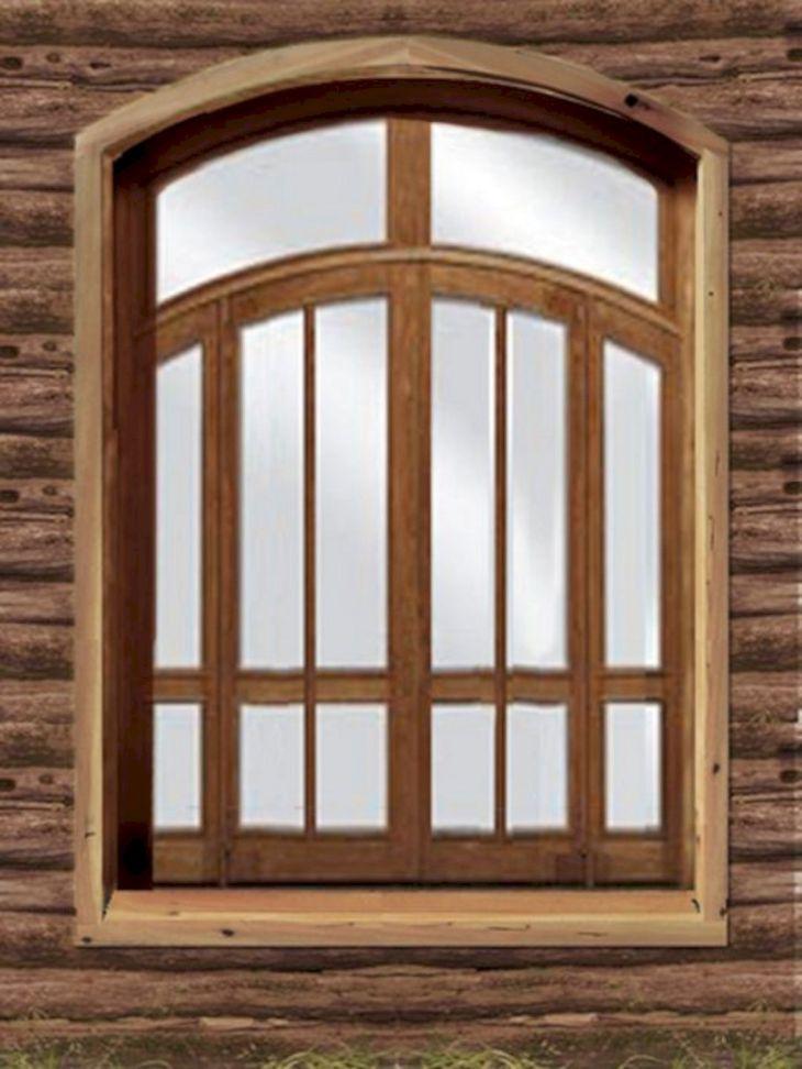 Unique Wood Windows Design (2)