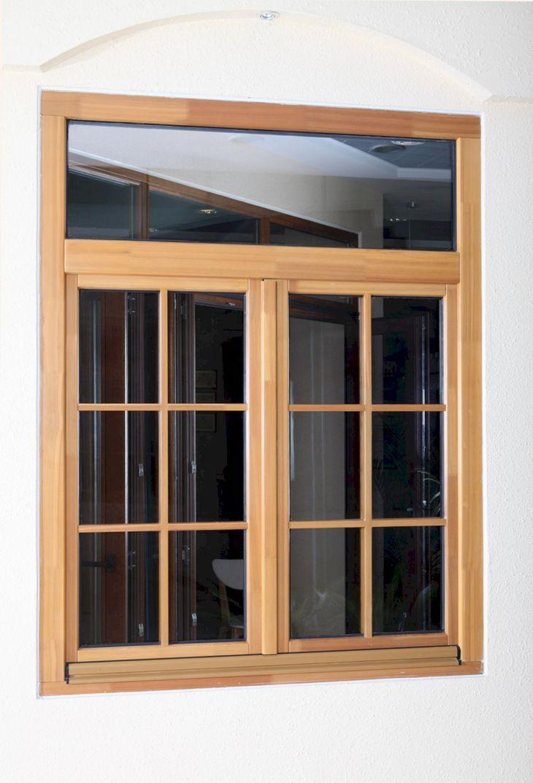 Unique Wood Windows Design (4)
