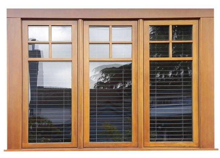 Unique Wood Windows Design (5)