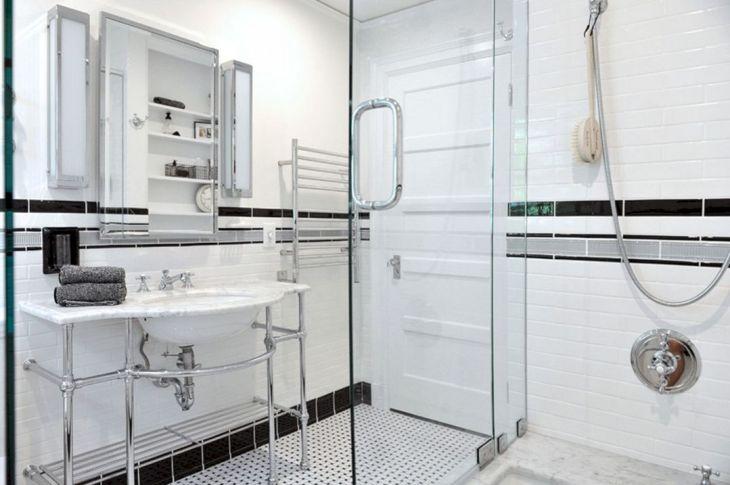 Bathroom Metallics