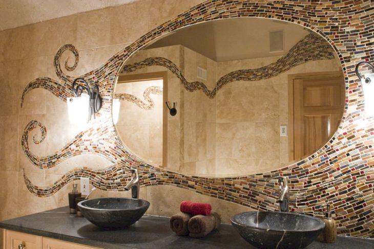 Bathroom Mosaic Ideas 09