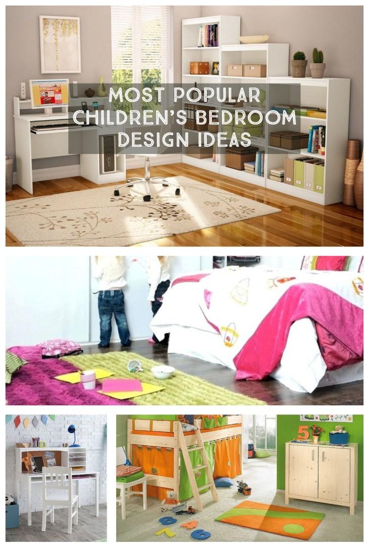 Children Bedroom Design