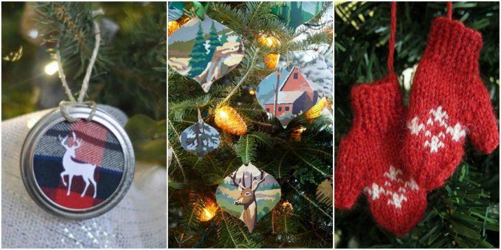 DIY Ornament Christmas Ideas 12