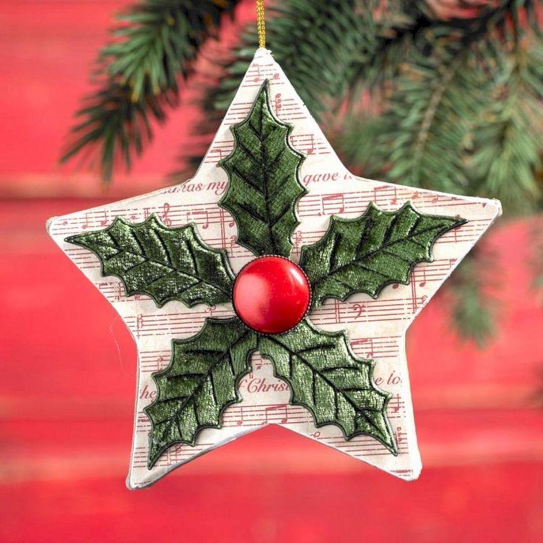 DIY Ornament Christmas Ideas 23