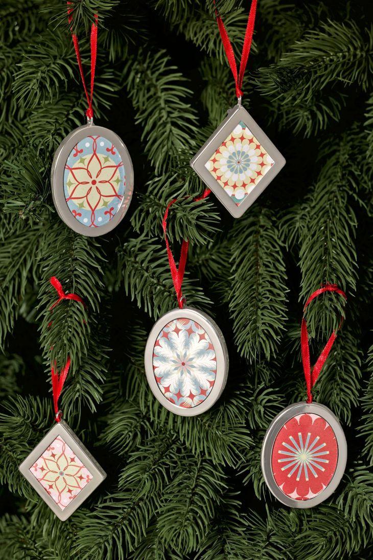 DIY Ornament Christmas Ideas 25