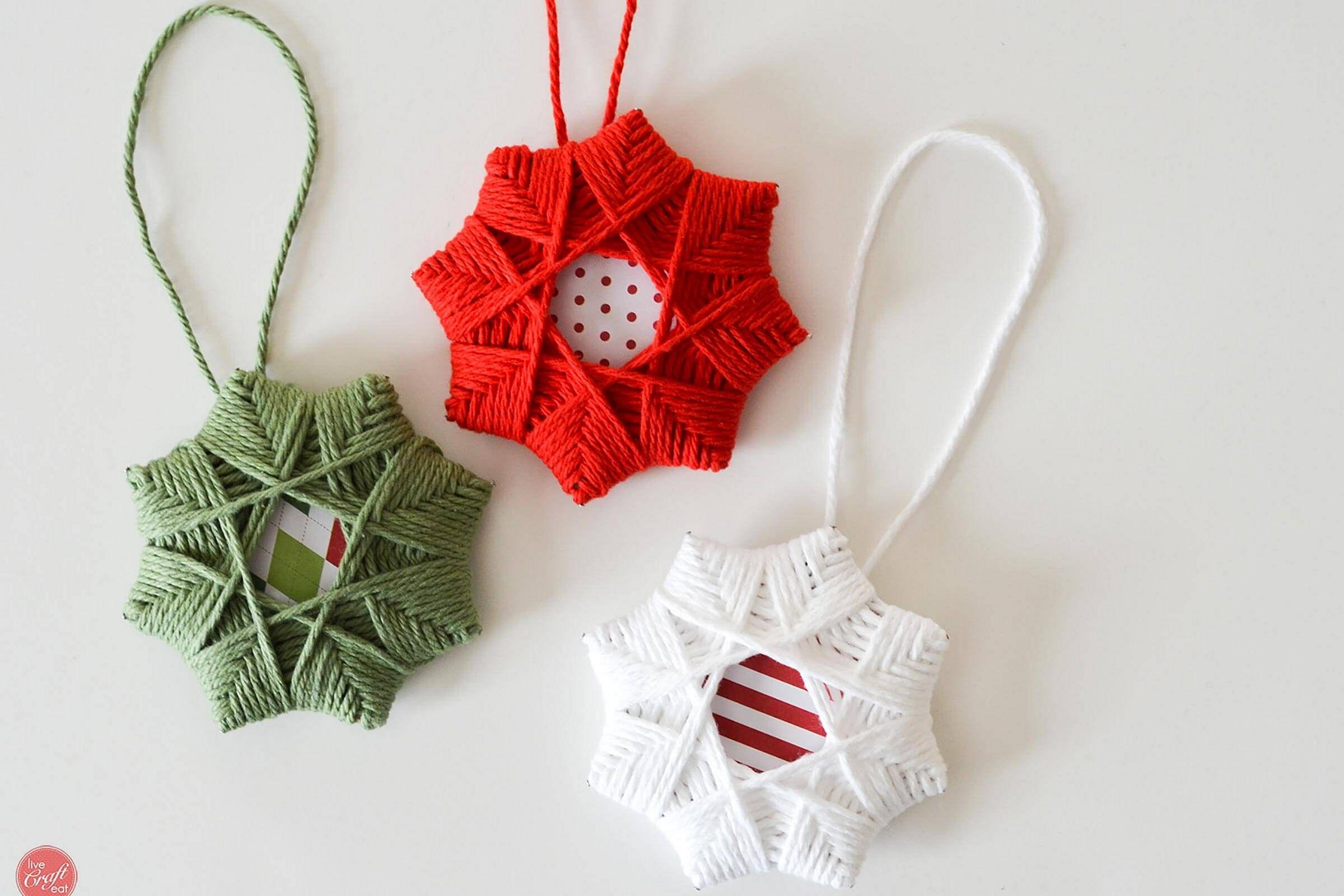DIY Ornament Christmas Ideas 28