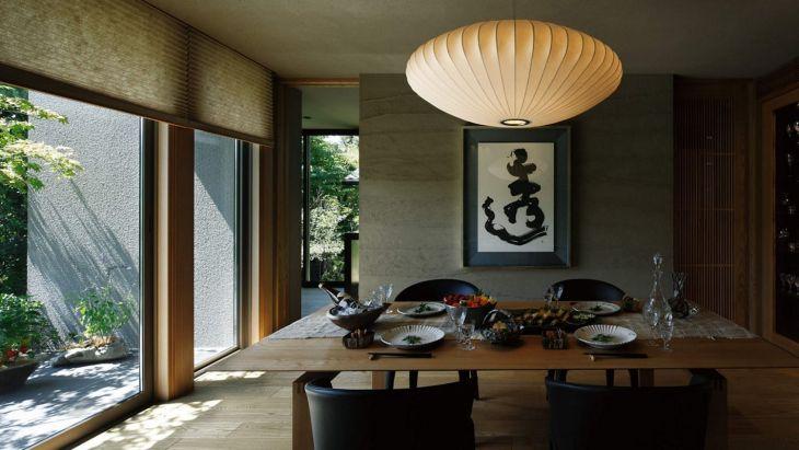 Japanese Interior Lighting 2