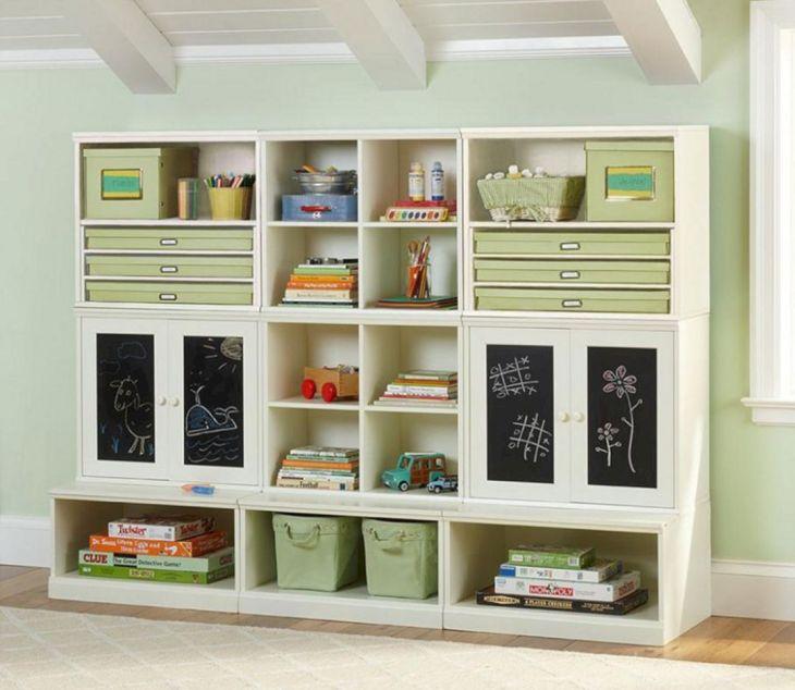 Kids Room Storage Design 0010