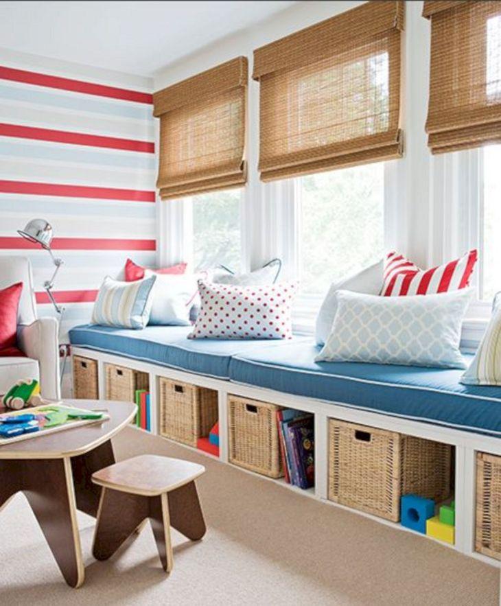 Kids Room Storage Design 0012
