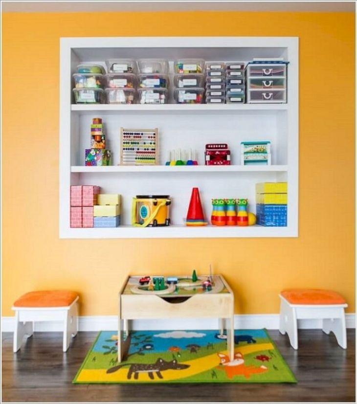 Kids Room Storage Design 0028