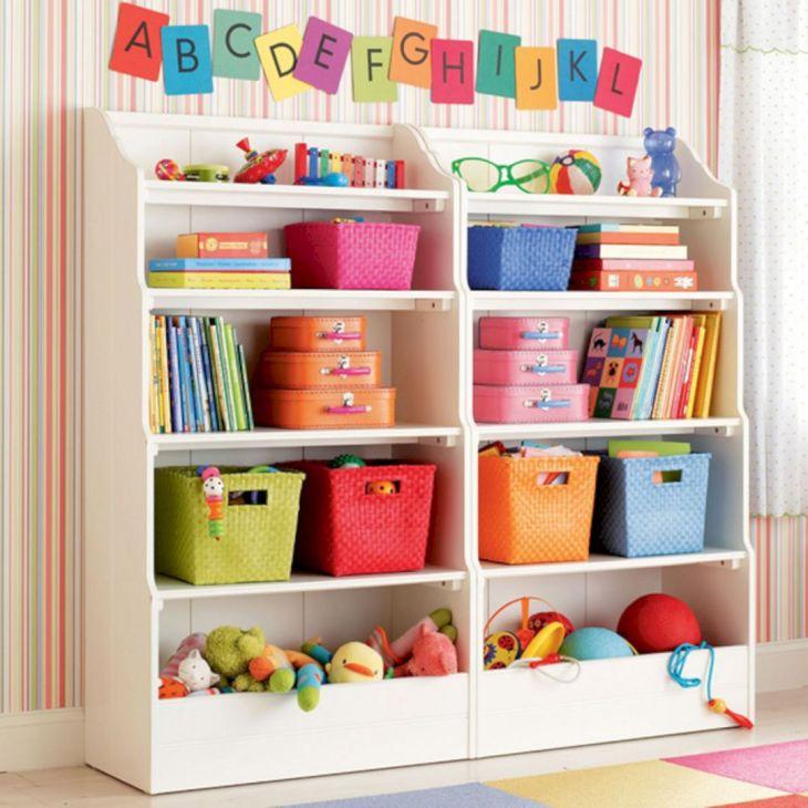 Kids Room Storage Design 009