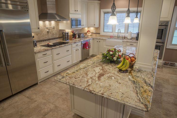 Kitchen Granite Countertop Colors