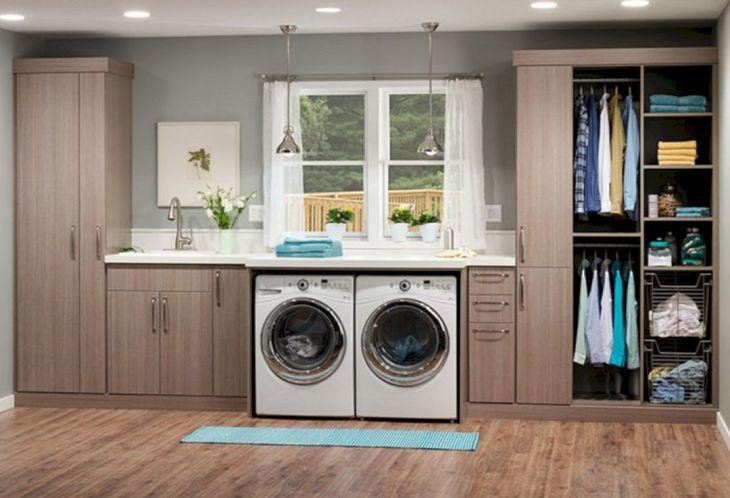 Laundry Room Storage Ideas 14