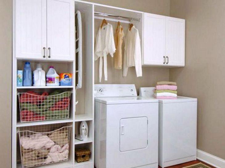 Laundry Room Storage Ideas 5