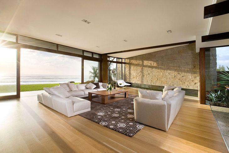 Living Room Open Space Design 2301