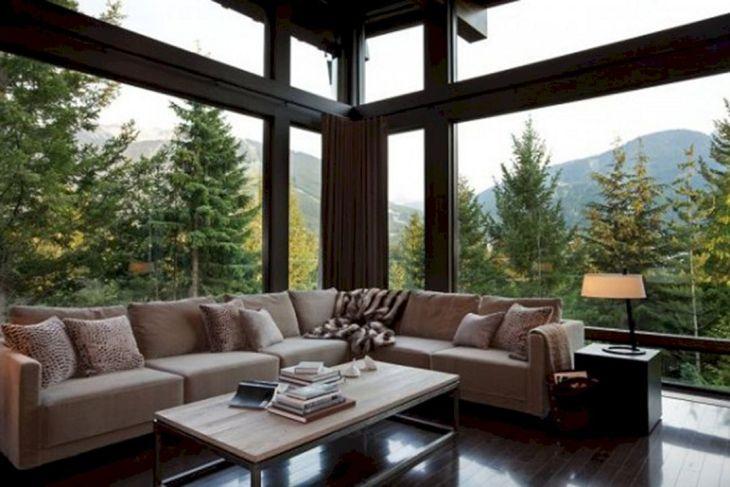 Living Room Open Space Design 601