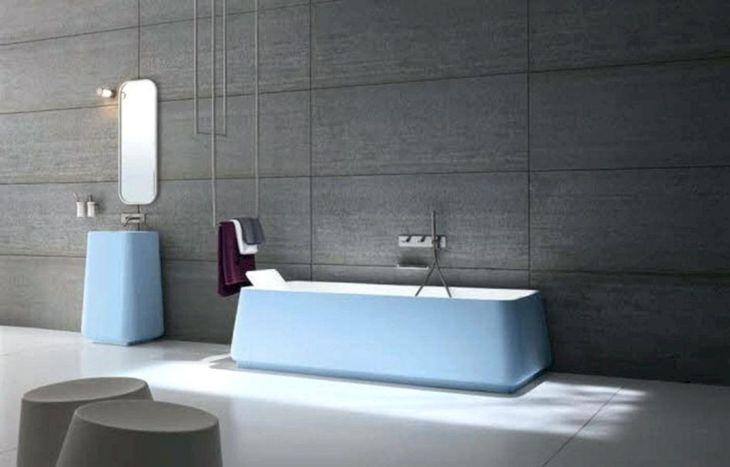 Minimalist Bathtub