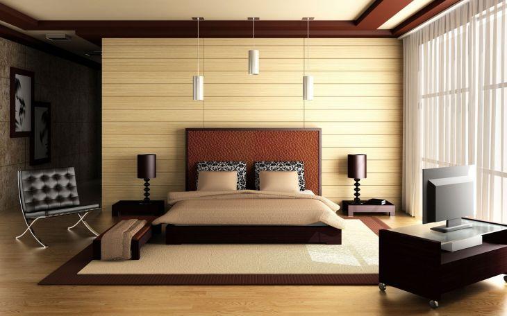 Modern Bedroom Wallpaper Ideas 115