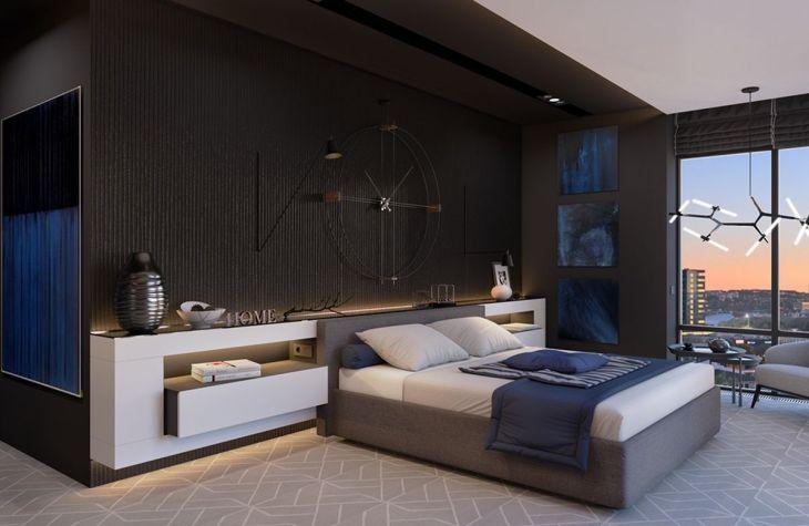 Modern Bedroom Wallpaper Ideas 120
