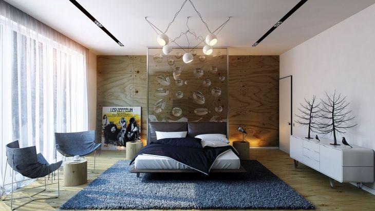 Modern Bedroom Wallpaper Ideas 17