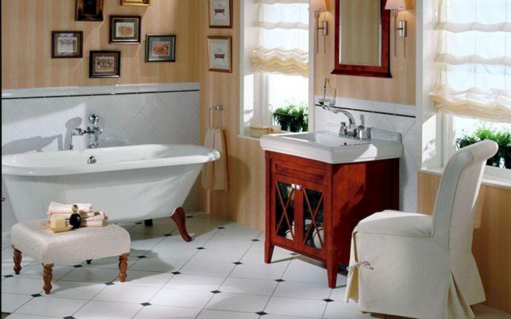 Natural Bathroom Design