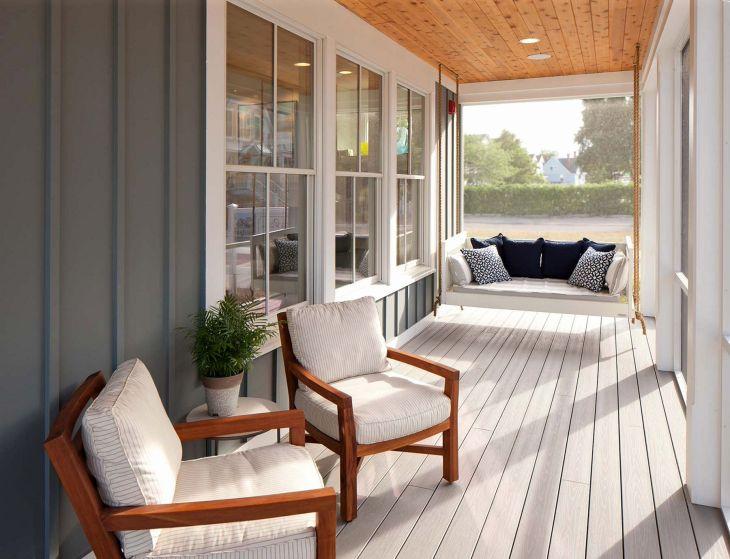 Simple Sunroom Design Ideas 26