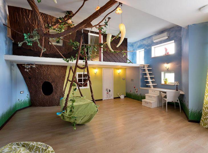 Unique Playroom Design 0113