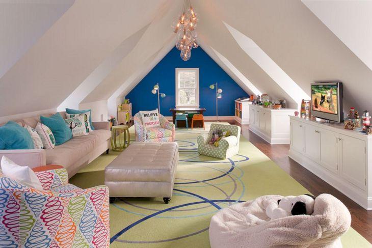 Unique Playroom Design 0121