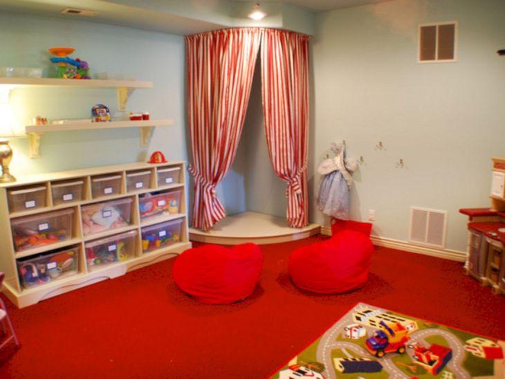 Unique Playroom Design 014