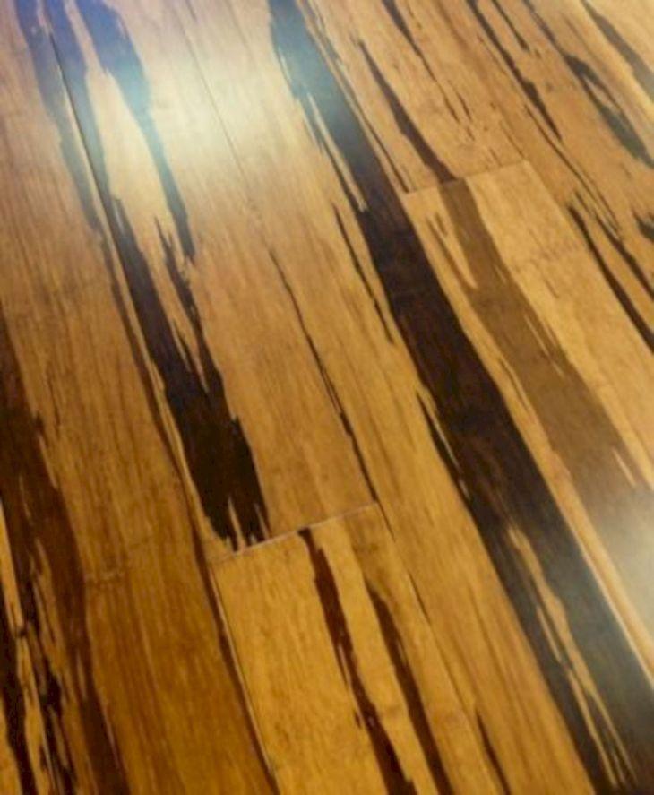 Zebra Bamboo Floor Kitchen 100