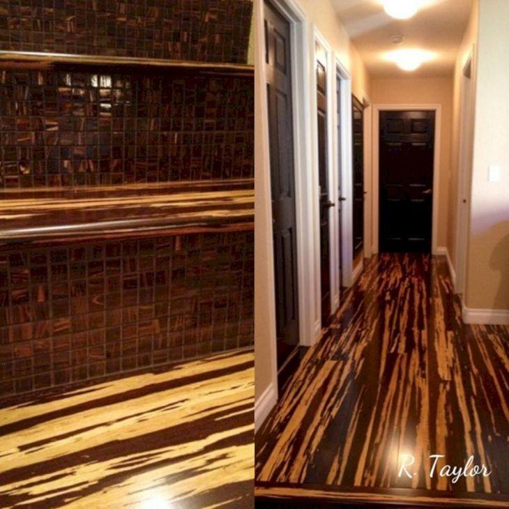 Zebra Bamboo Floor Kitchen 400