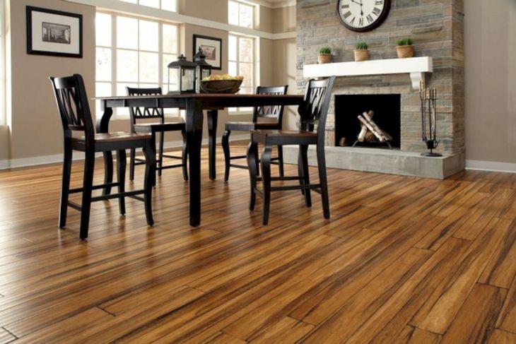 Zebra Bamboo Floor Kitchen 700