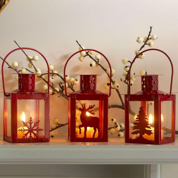 Christmas Lantern Ideas 23